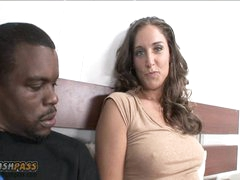 Sweet southern Kimber Troy gets a down home fucking