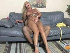 Morgan Ray feels hurt with hard weenie enter her cunt