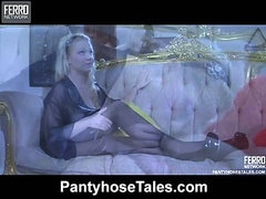 Ida A&Gideon nasty hose act