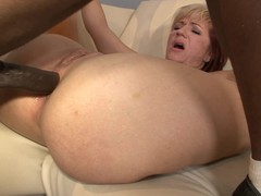 Brittany Blaze is the latest mother I'd like to fuck to brave the large chocolate ding-dong that we had in store for her.  A voluptuous blond, Brittany has a worthwhile bubble butt that our dude stuck his thumb into, giving her some supplementary stimulation that gave her an intense orgasm.