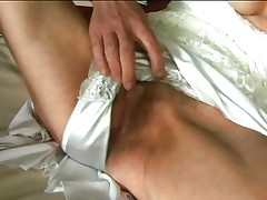 Inci is an incredibly hawt granny who likes getting dirty. This babe fingers her granny cunt as fast as her old fingers can move. Then she puts her wrinkly lips on Libor's dick and sucks him off until that guy squirts his semen.