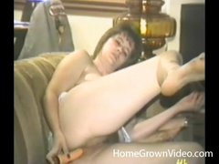 Double sex tool action with a retro honey