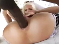 Monster wang anal and wazoo to mouth deepthroat